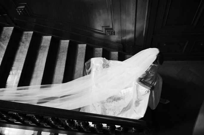 Private Castle Wedding_Nadine & Robert_51